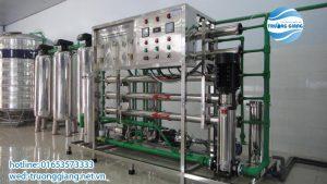 Hệ thống nước tinh khiết – RO