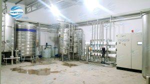 Hệ thống nước uống trực tiếp RO
